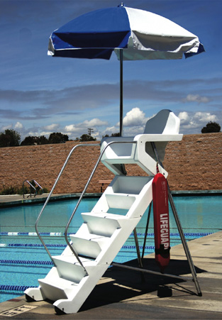 Lifeguard Observation Stand